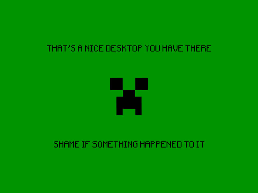 Minecraft Funny Wallpapers