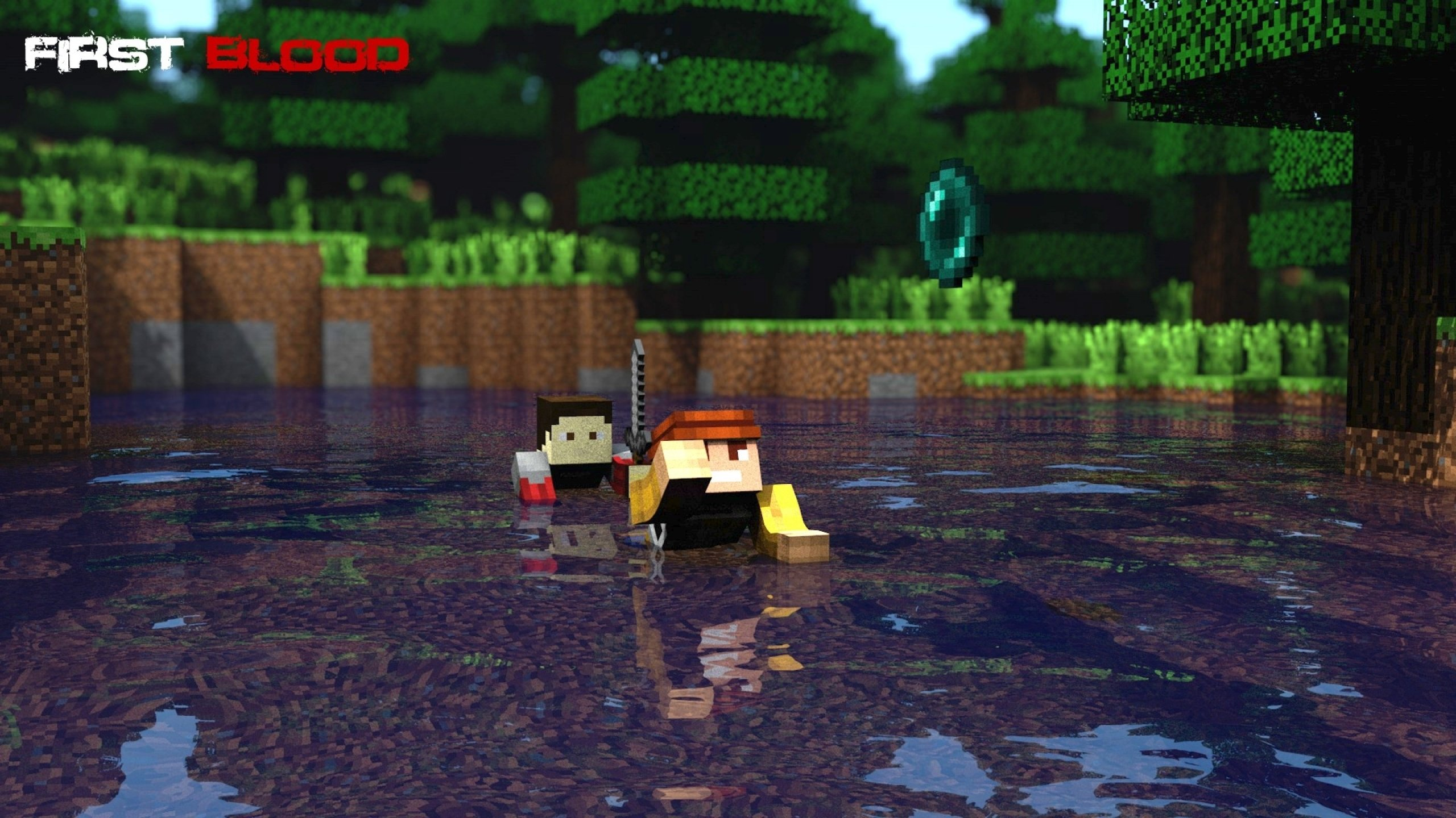 how to download the hunger games minecraft server