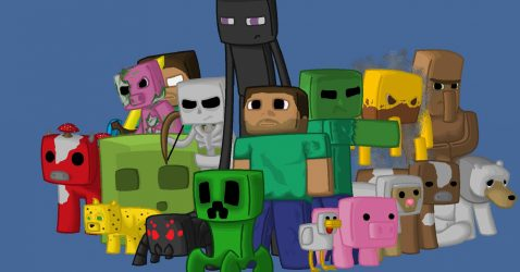 Minecraft Live Wallpaper Free