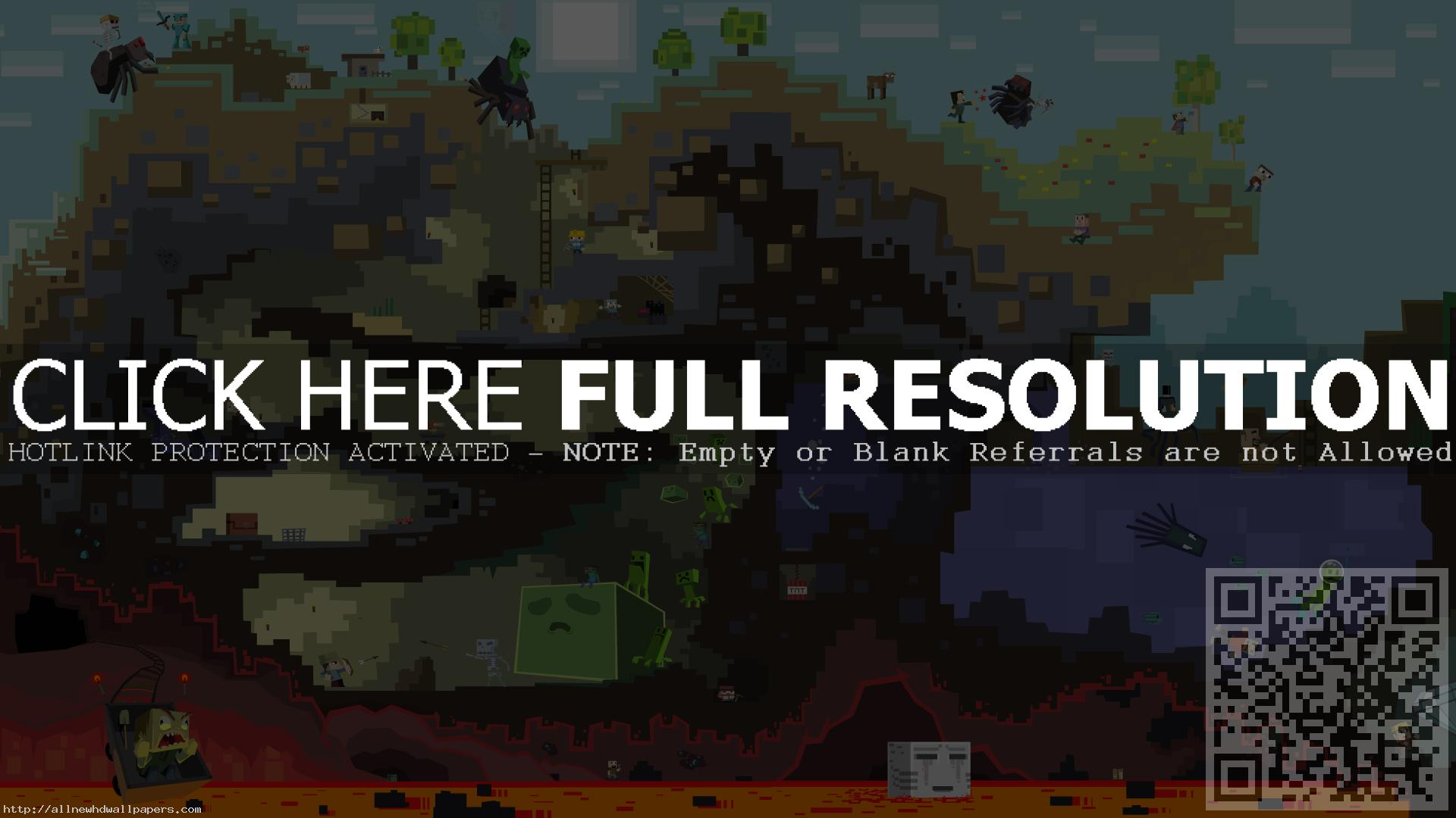 Minecraft Live Wallpapers