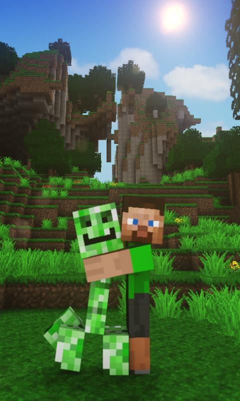 Minecraft Wallpaper Android