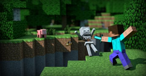Minecraft Wallpaper Com