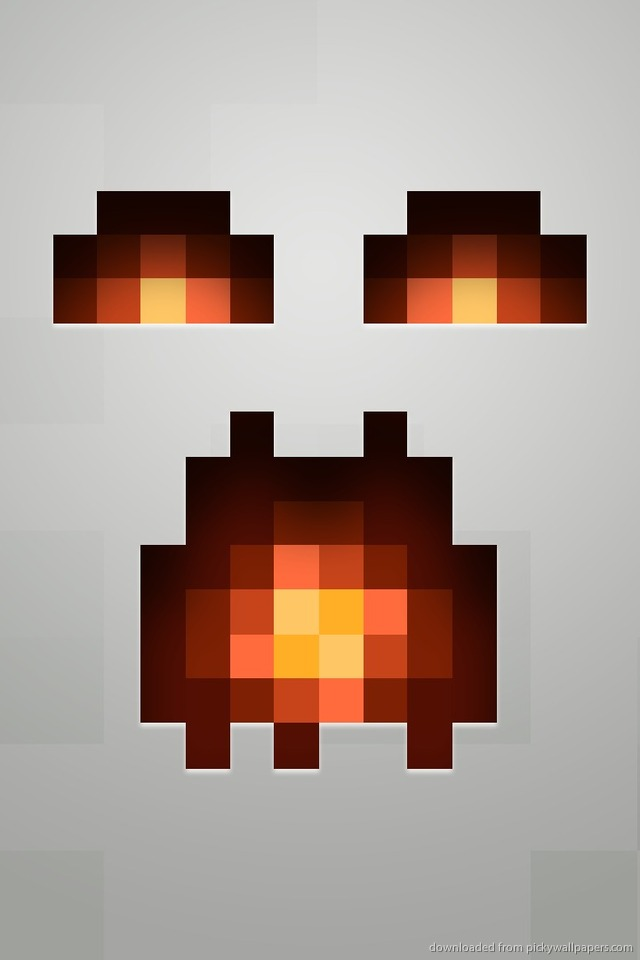 Minecraft Wallpaper For Iphone