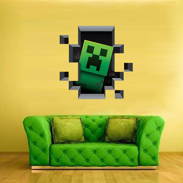 Download Minecraft Wallpaper For Rooms Gallery