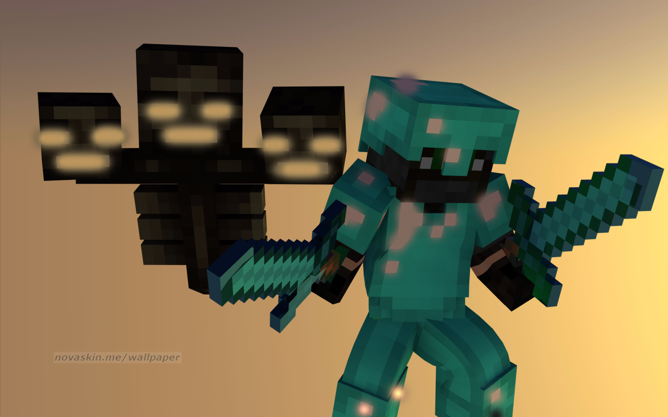 Minecraft Wallpapers With Your Skin