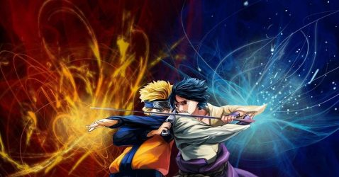 Naruto And Sasuke Wallpapers
