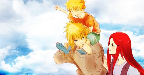 Naruto Family Wallpaper