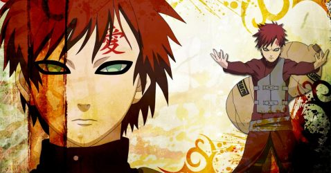Naruto Gaara Wallpapers