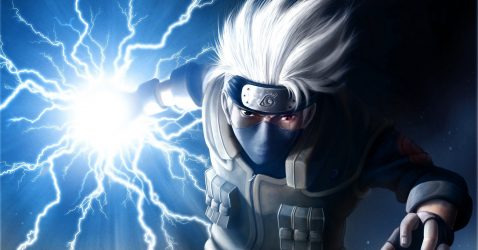 Naruto Kakashi Wallpapers