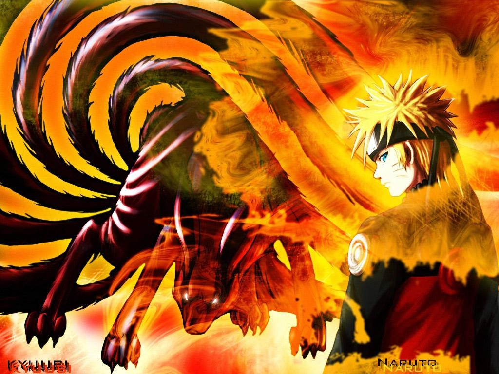 Naruto Nine Tails Wallpapers