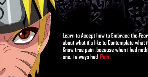Naruto Quotes Wallpaper