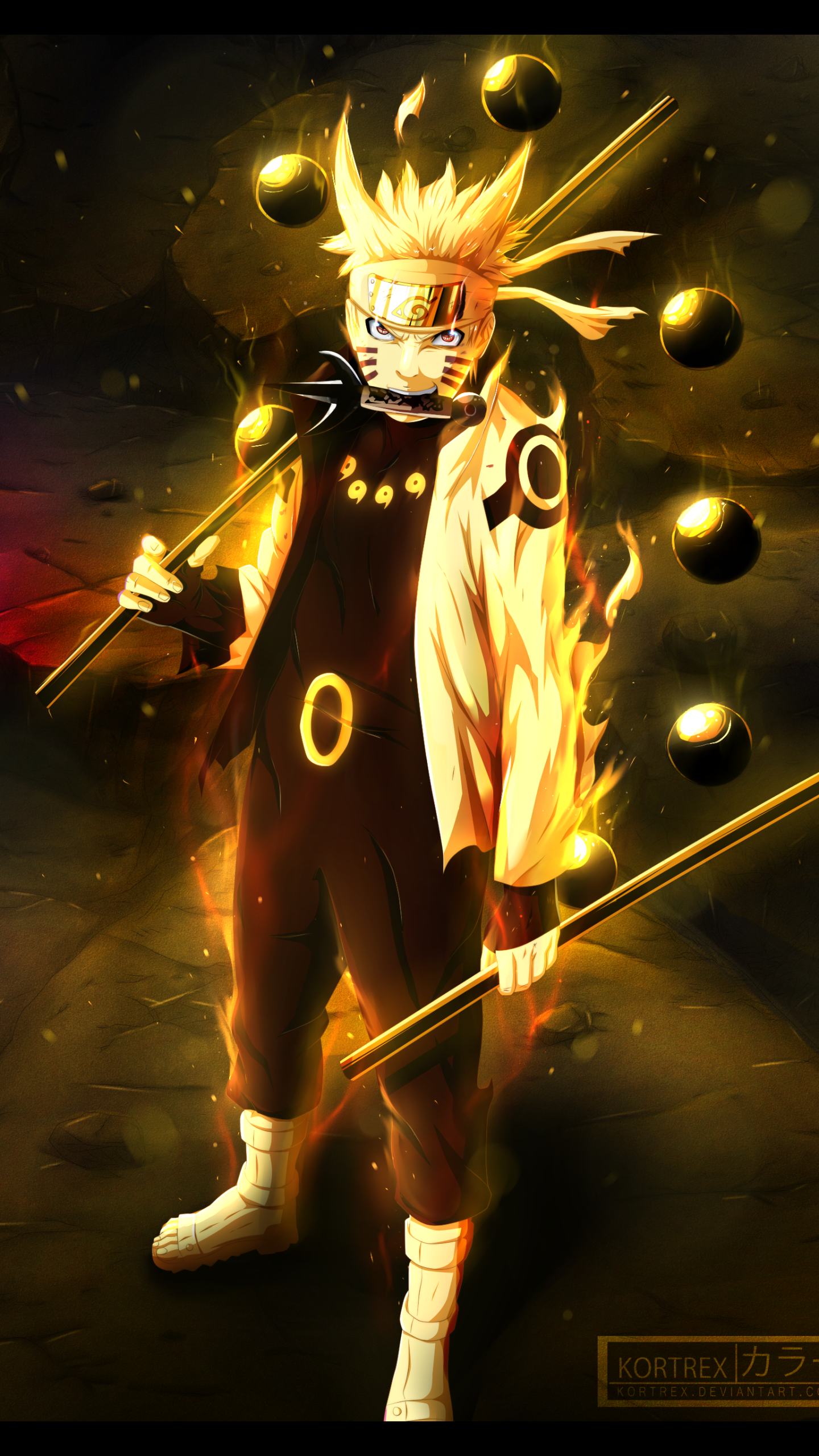 Naruto Wallpaper For Iphone 5