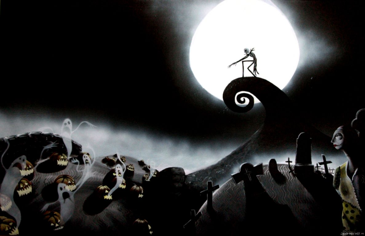 Nightmare Before Christmas Wallpaper Android.Nightmare Before Christmas Live Wallpaper Thecannonball Org