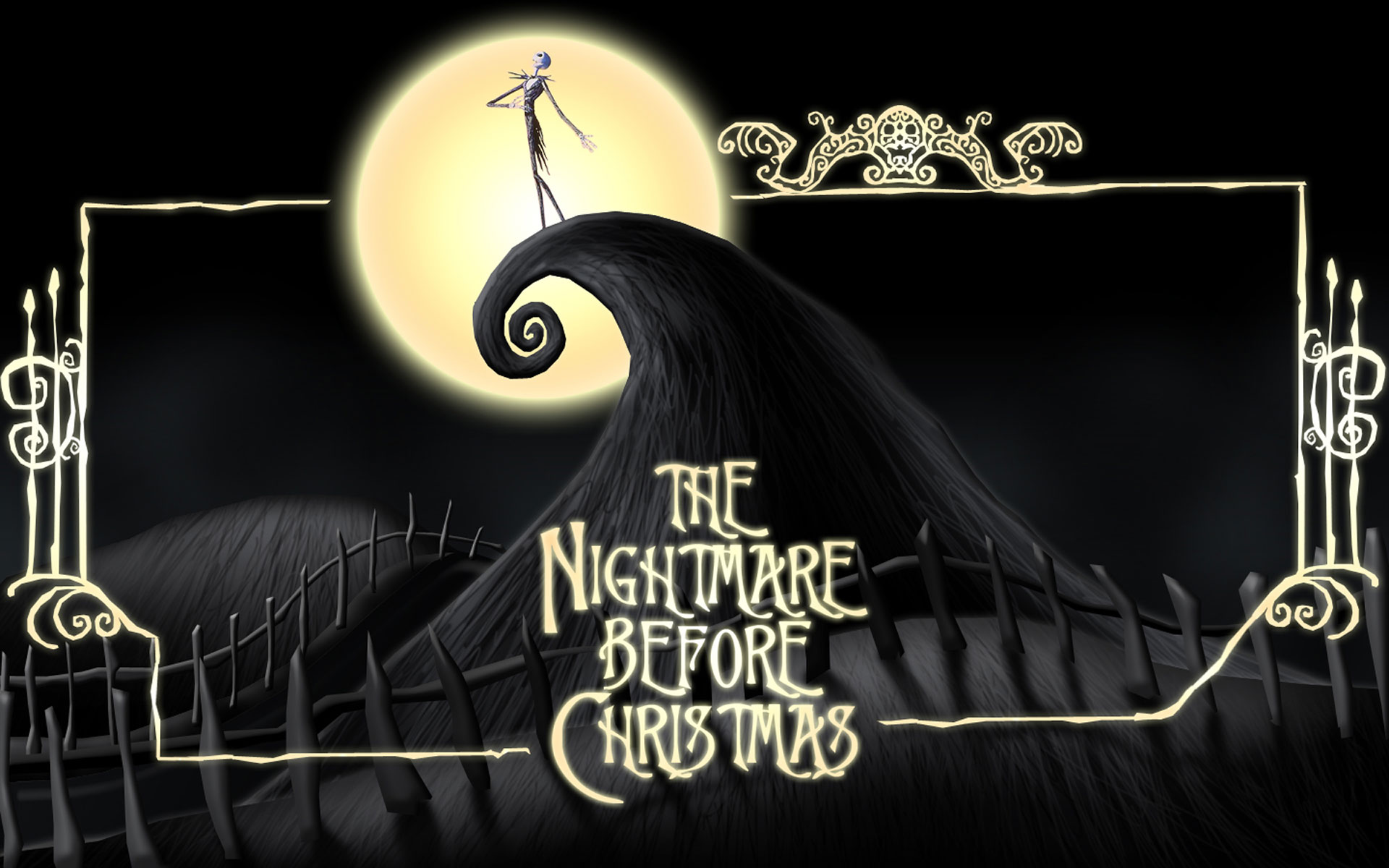 Nightmare Before Christmas Wallpapers