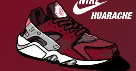 Nike Huarache Wallpaper