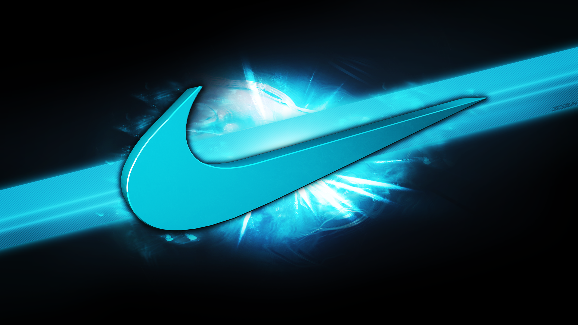 Nike Moving Wallpaper