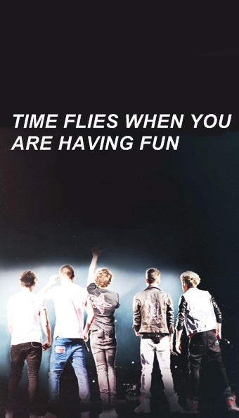 One Direction Lock Screen Wallpaper