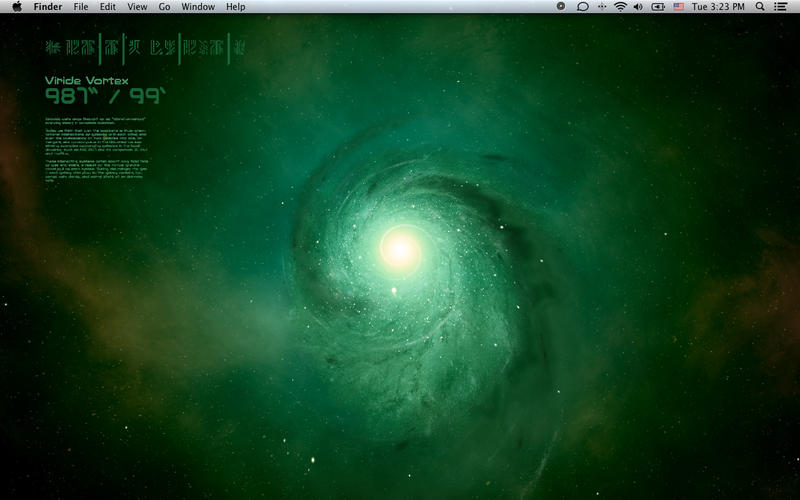 Outer Space Live Wallpaper