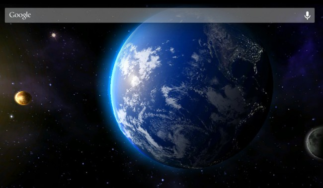 Download Outer Space Live Wallpaper Gallery