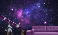 Outer Space Wallpaper Murals