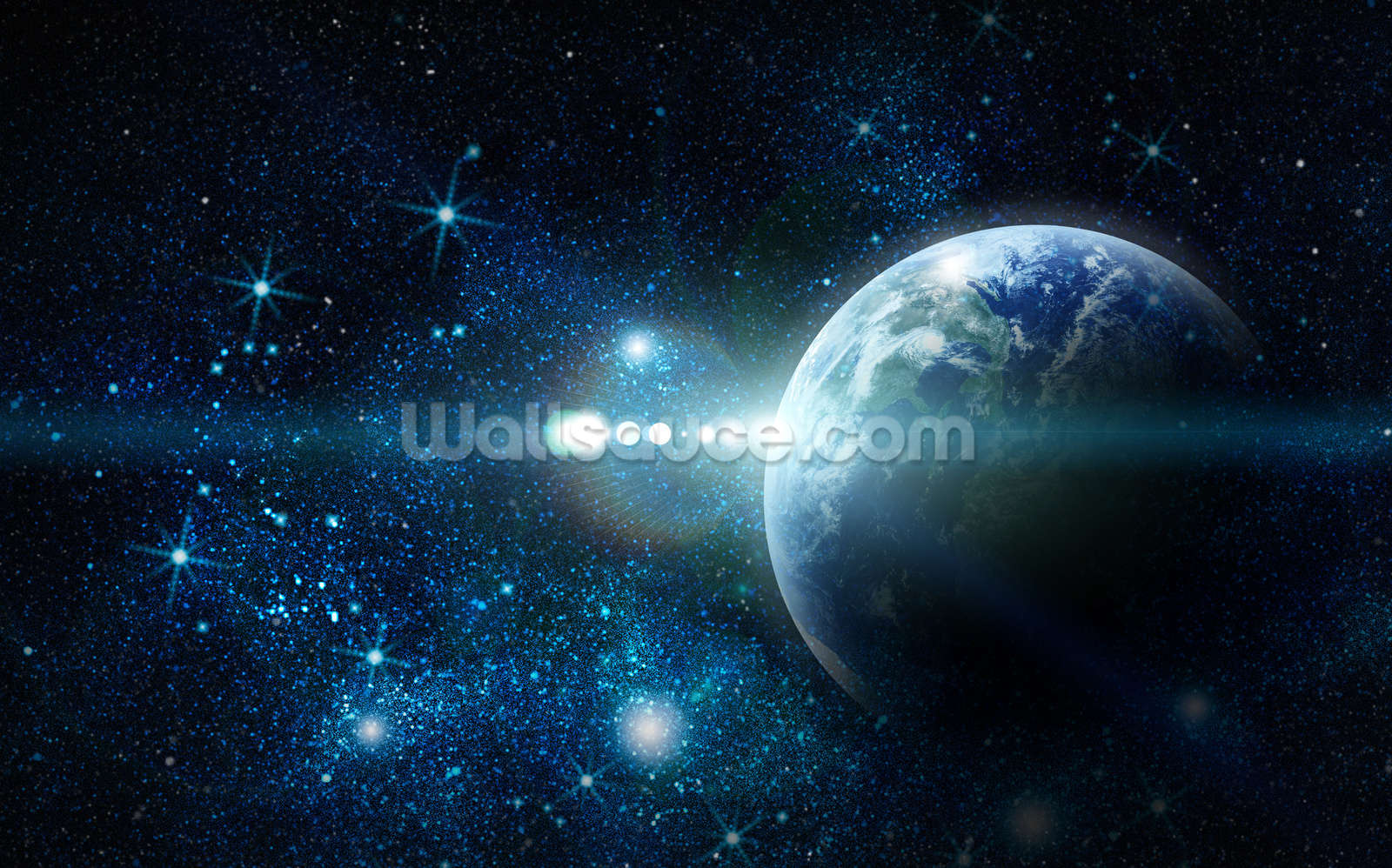 Download outer space wallpaper murals gallery for Space wallpaper mural