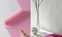 Paintable Removable Wallpaper