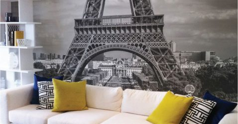 Paris Wallpaper Murals