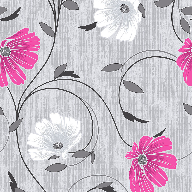 Grey and white flower wallpaper gallery flower decoration ideas beautiful grey and white flower wallpaper festooning images for grey flower wallpaper awesome gray and white mightylinksfo