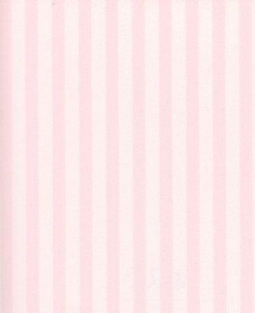 Pink And White Stripe Wallpaper