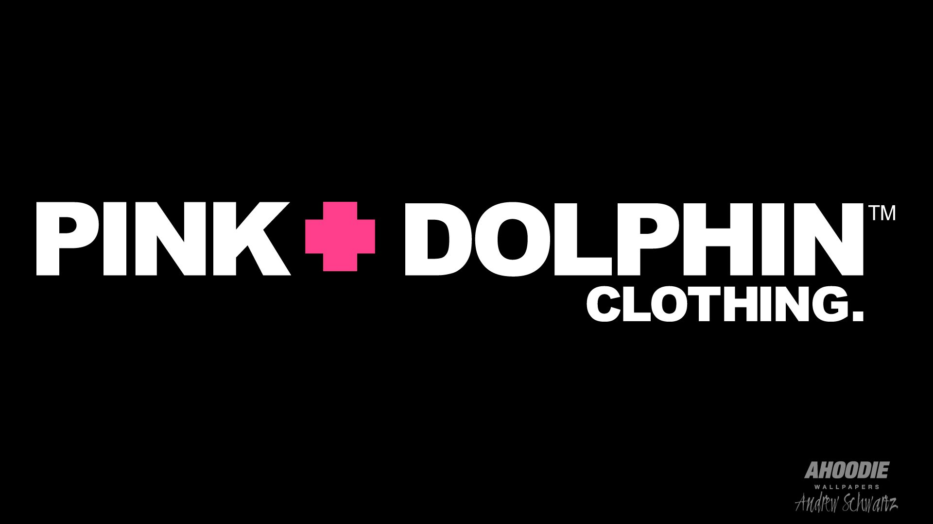 Pink Dolphin Wallpaper