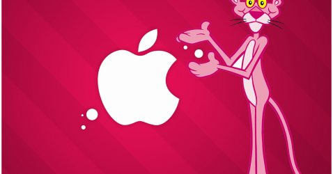 Pink Panther Wallpaper