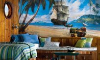 Pirate Wallpaper Murals