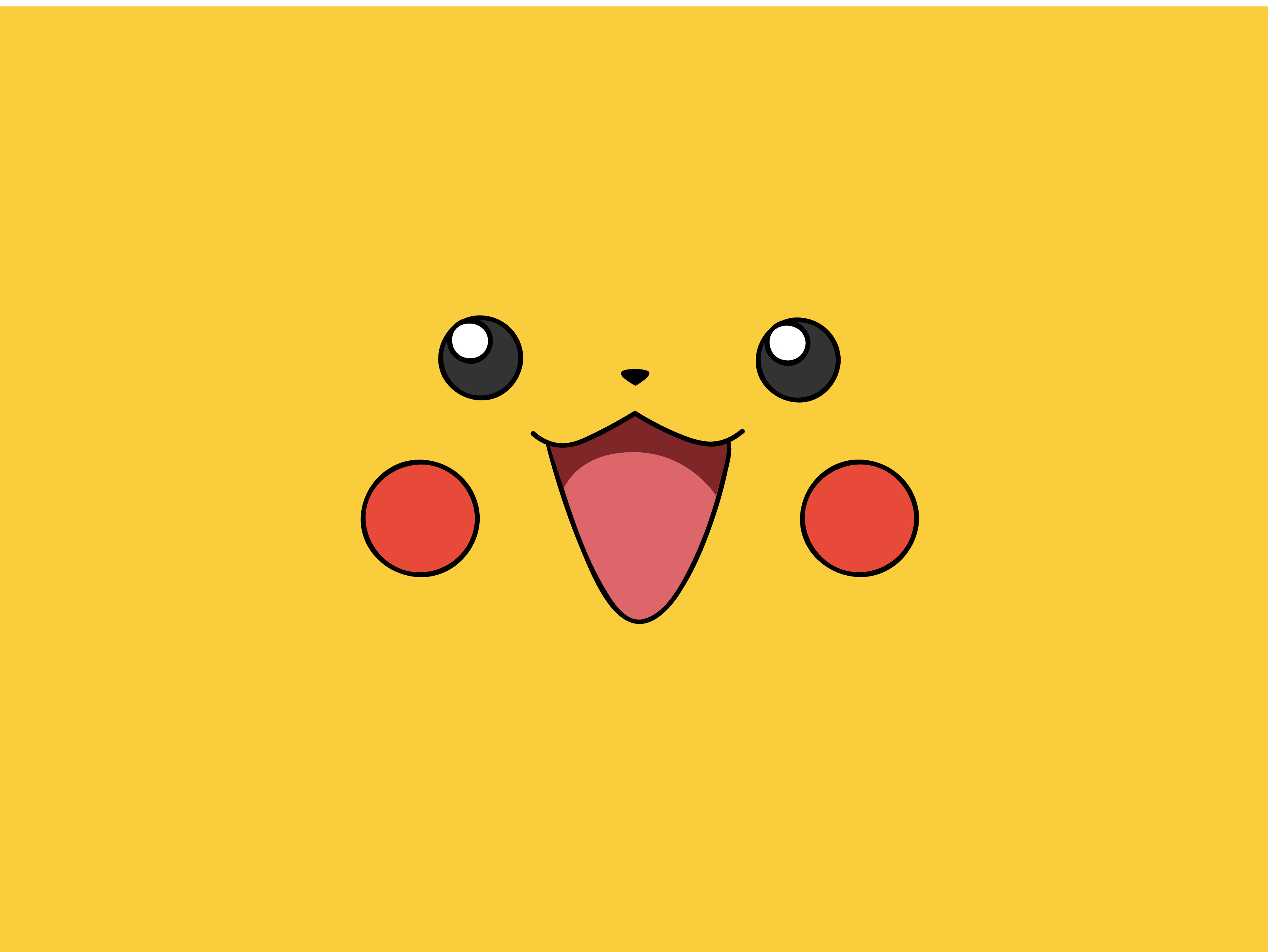 Pokemon Face Wallpaper
