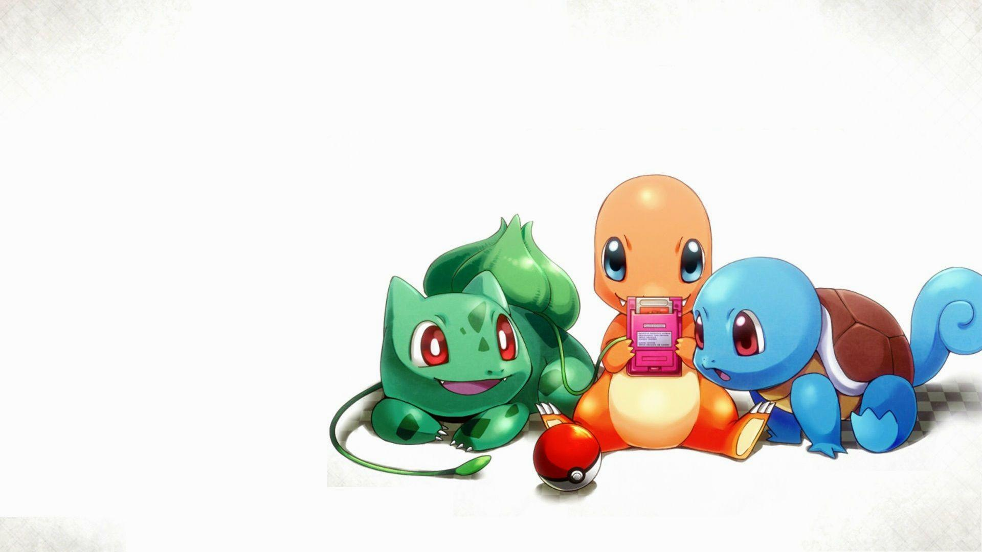 Pokemon Hd Wallpaper