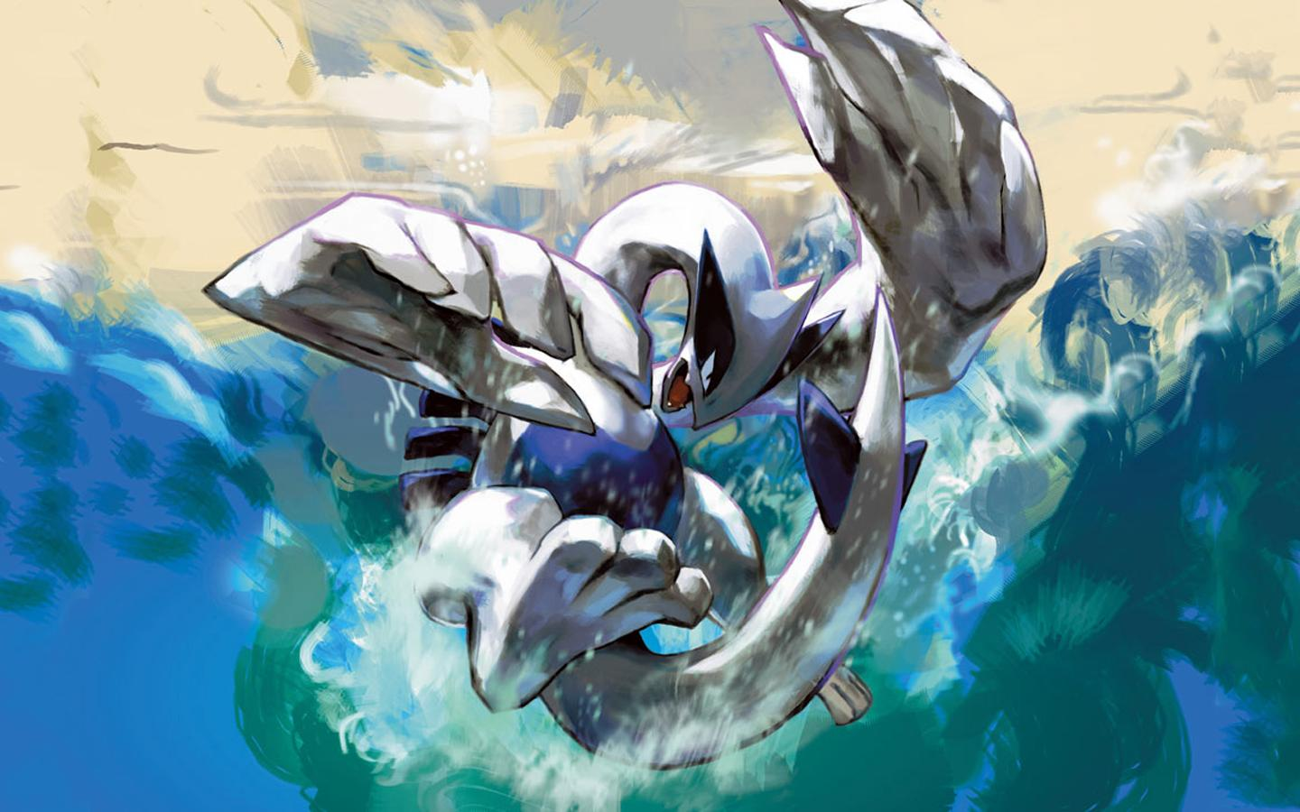 Download Pokemon Lugia Wallpapers Gallery