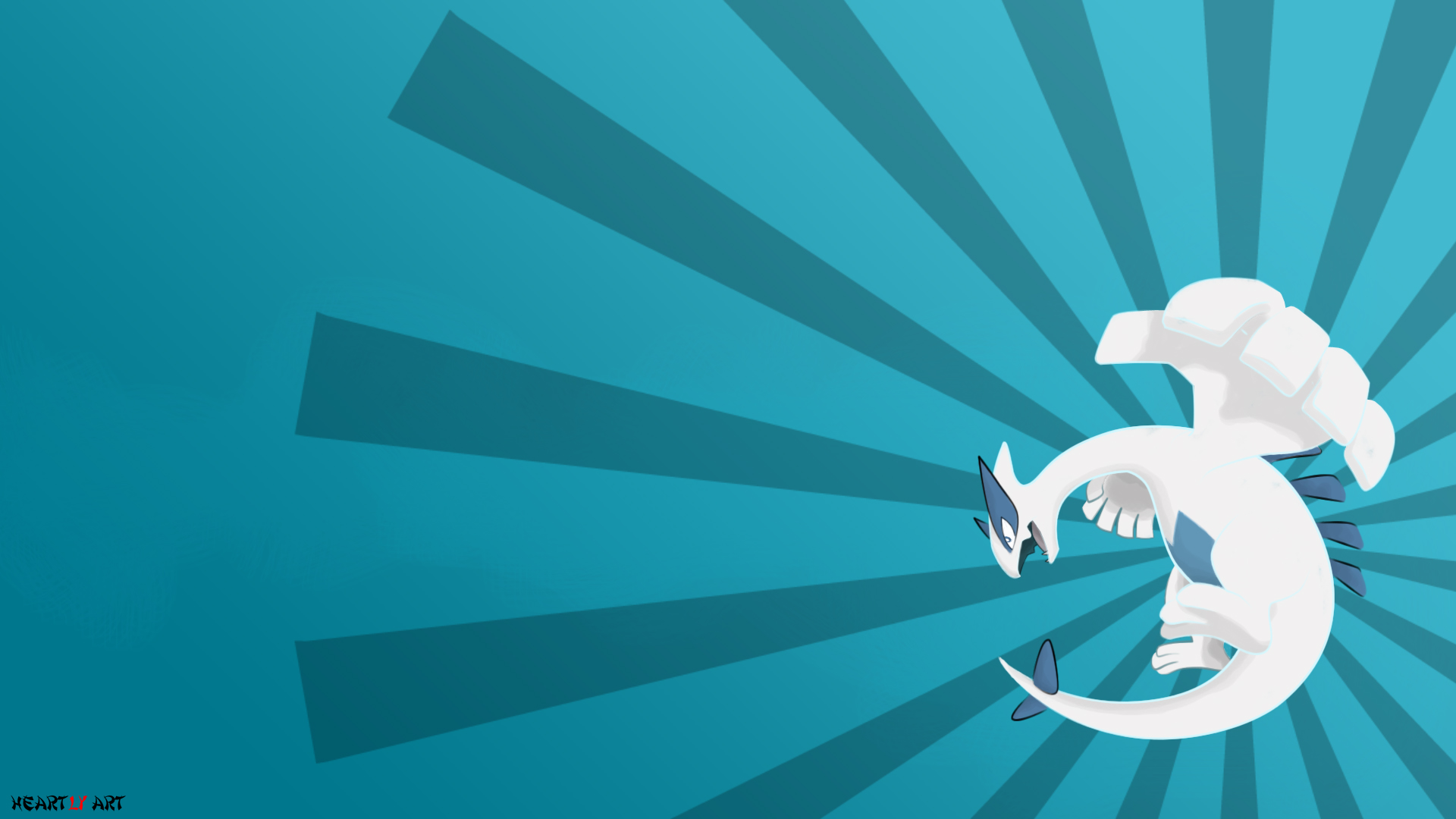 Pokemon Lugia Wallpapers