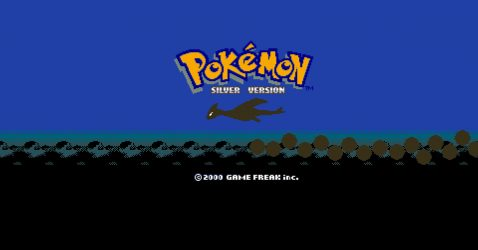 Pokemon Silver Wallpaper