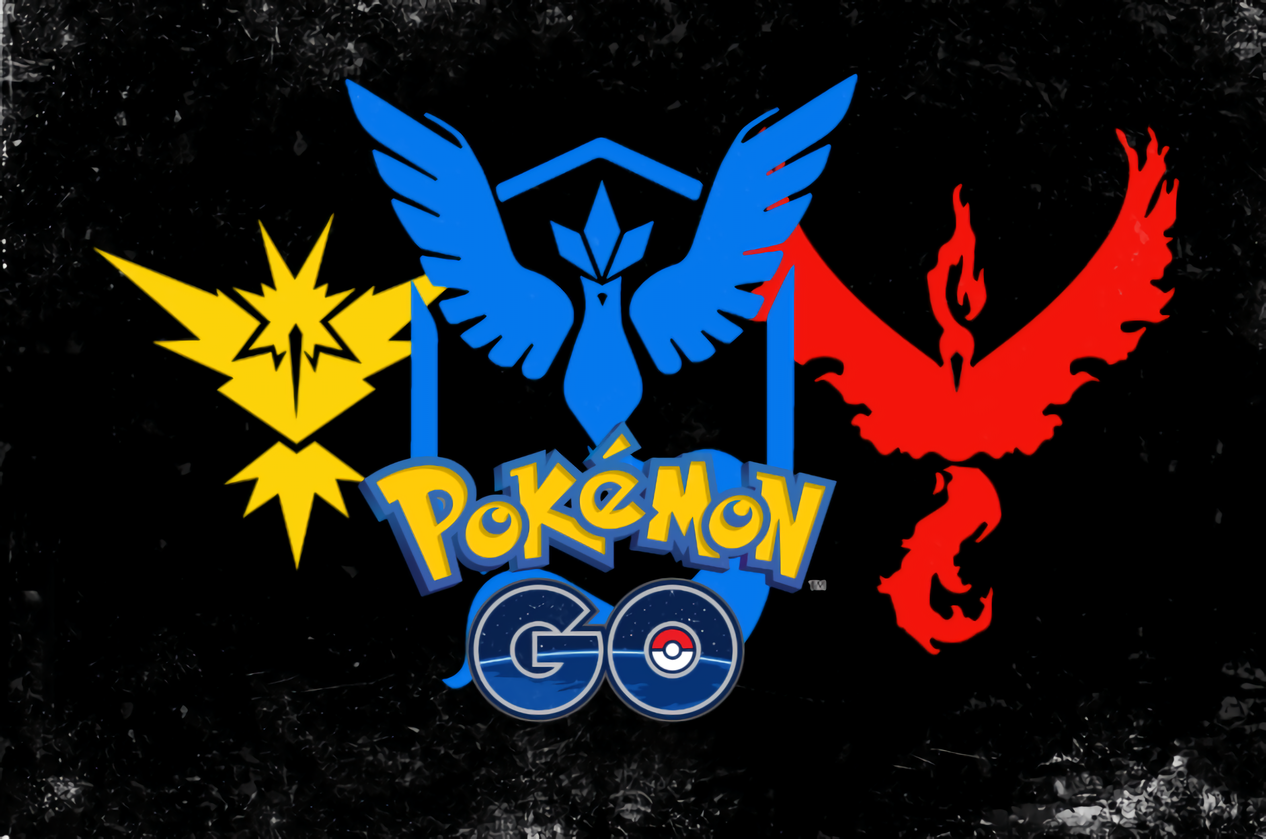 Pokemon Team Wallpaper