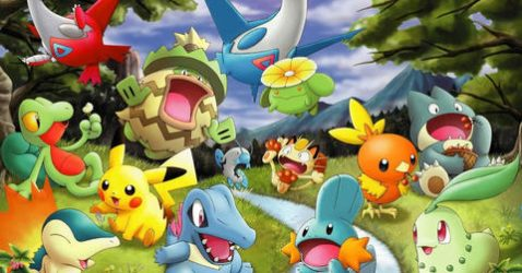 Pokemon Wallpaper For Ipad
