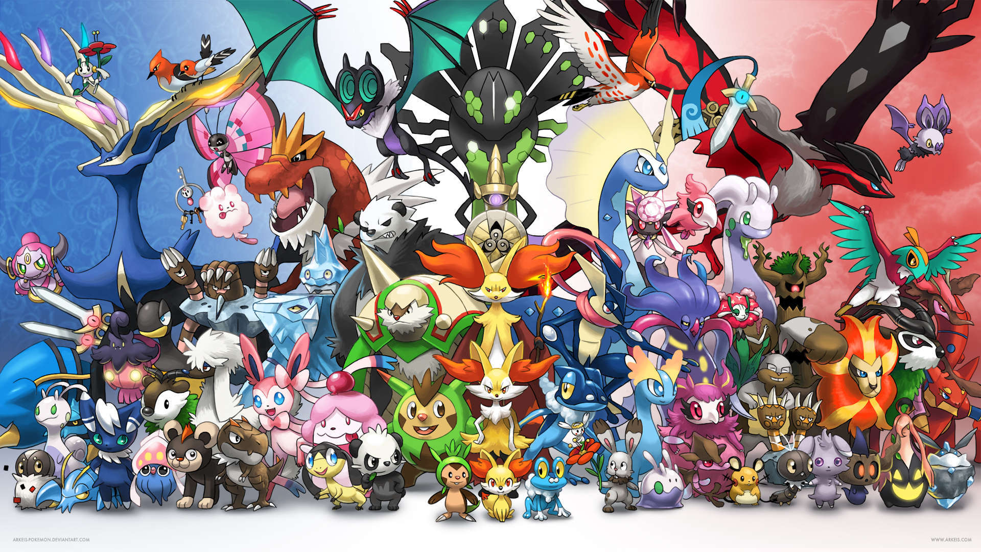 Pokemon Wallpaper Hd