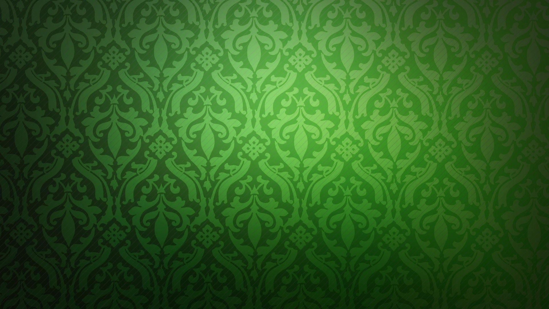 Pretty Green Wallpaper