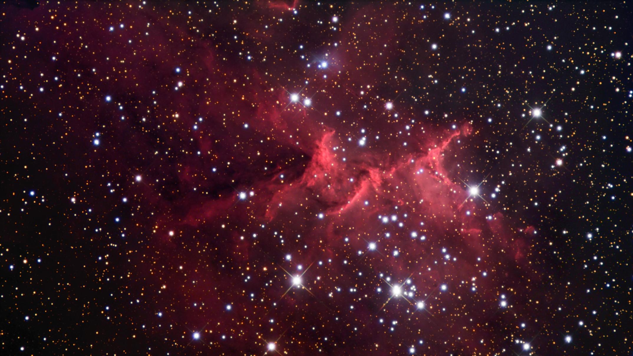 Download Red Galaxy Wallpaper Gallery
