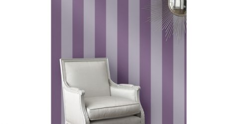 Removable Stripe Wallpaper