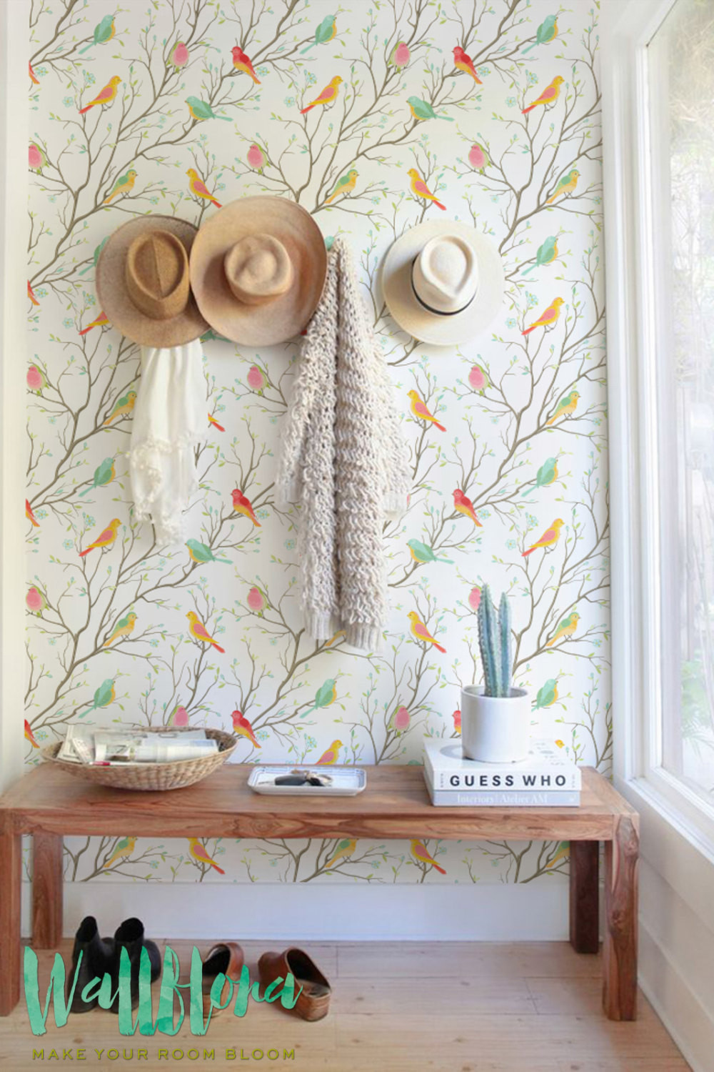 Removable Wallpaper Adhesive