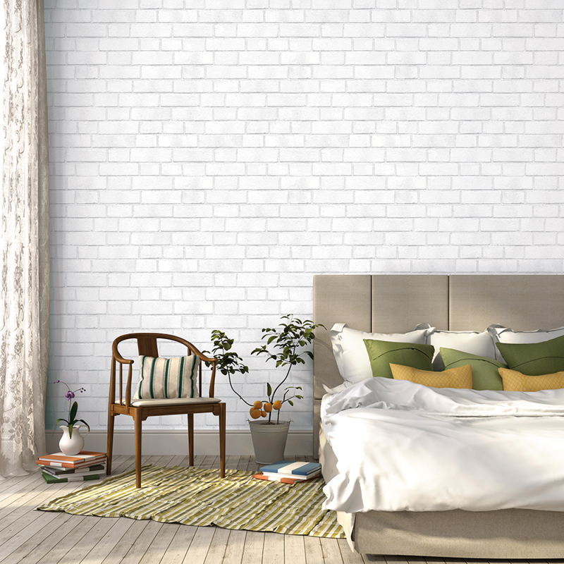 Removable Wallpaper Brick