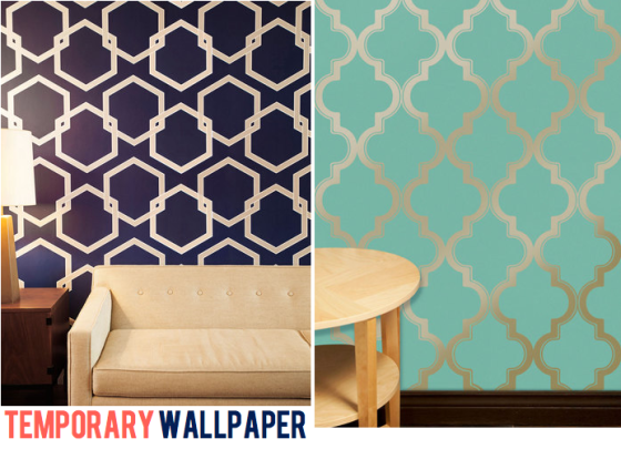 Awesome Removable Wallpaper For Apartments Photos - Interior ...