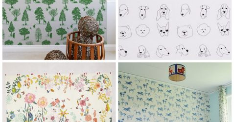 Removable Wallpaper Kids