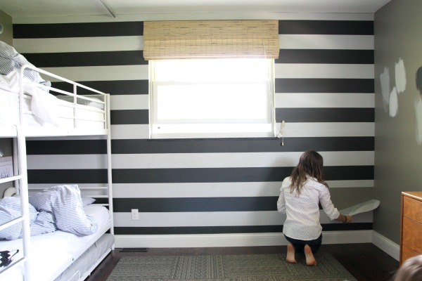 Removable Wallpaper Stripes