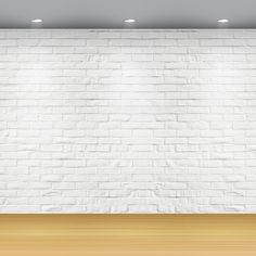 Removable White Wallpaper