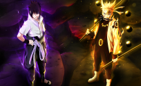 Sasuke And Naruto Wallpaper